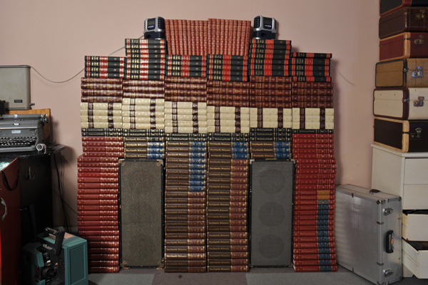 encyclopedias, speakers